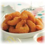 Southern fried prawn fried