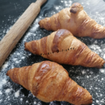 Croissant baked 2